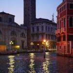 Venedig 12 Nacht  Landscape Fine Art Foto mit Fine Art Print auf Glossy Papier
