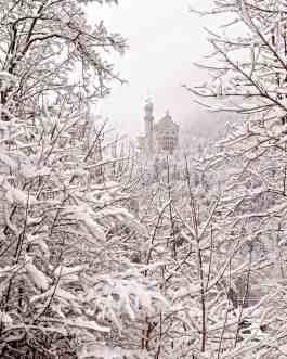 Schloss Neuschwanstein im Winter 9 F5