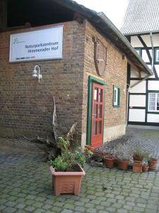 Naturparkzentrum Rheinland - Aussenansicht