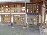 Glasmuseum Haupteingang