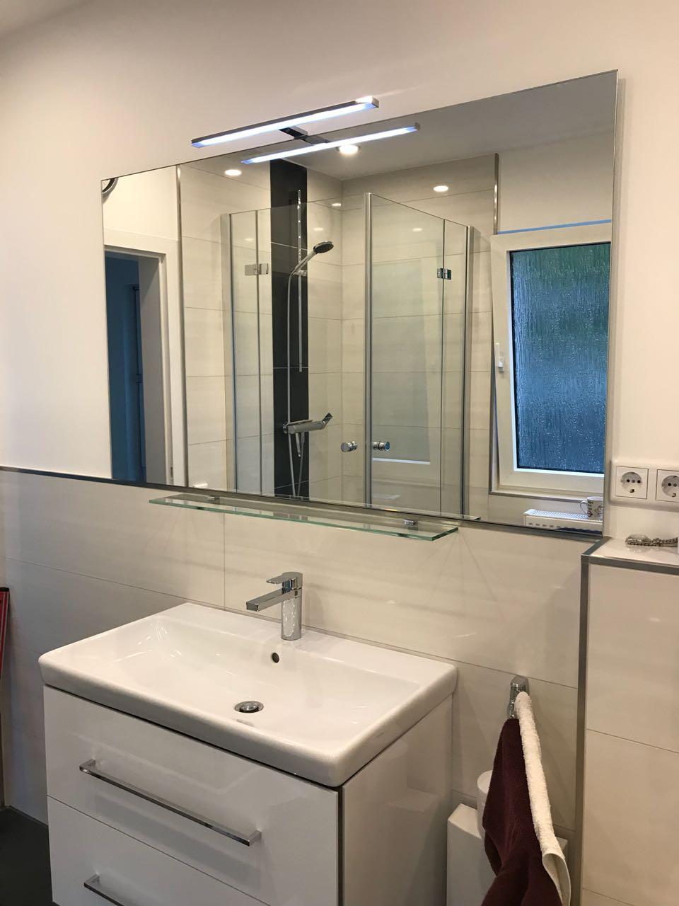 Spiegel für Bad