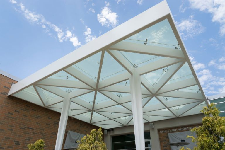 MSU Breslin Canopy