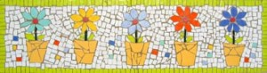 mosaic-flowers-table