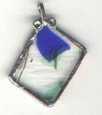 Stained glass pendant tutorial glass art aloadofball Gallery