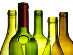 winebottles