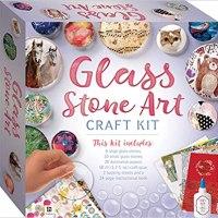 Gift Idea - Glass Stone Art Craft Kit