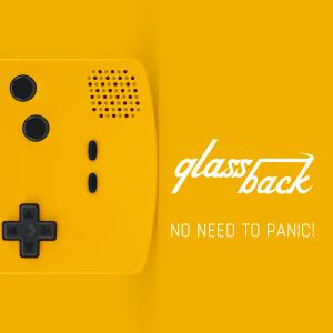 glassback No Need To Panic