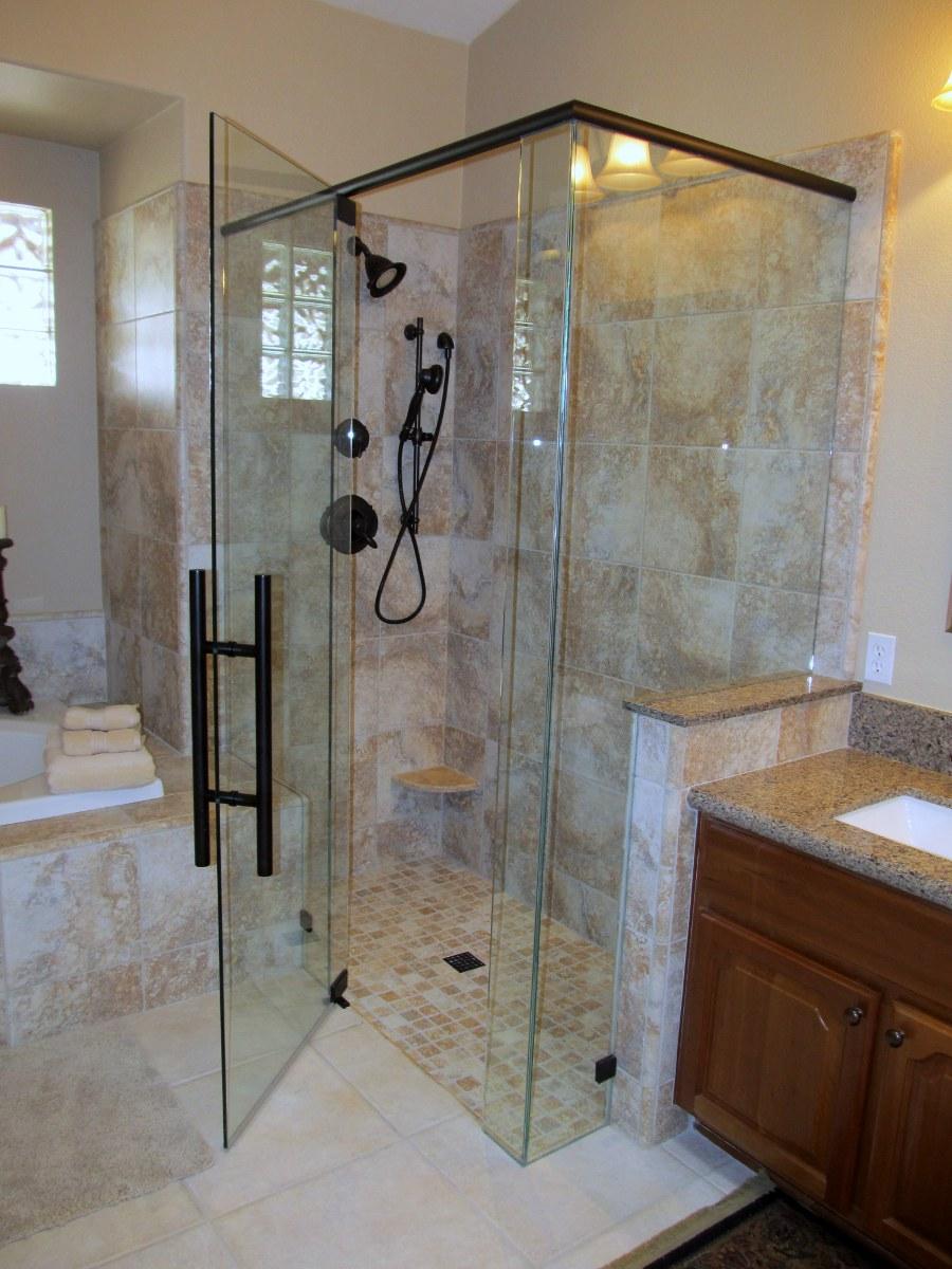 Custom Glass Shower Doors Gilbert Phoenix Mesa Az