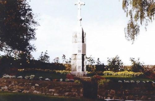 Glass War Memorial