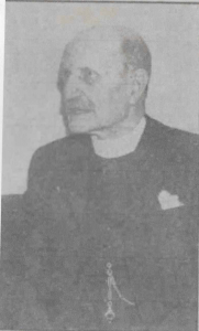 Rev William Guthrie Roberston