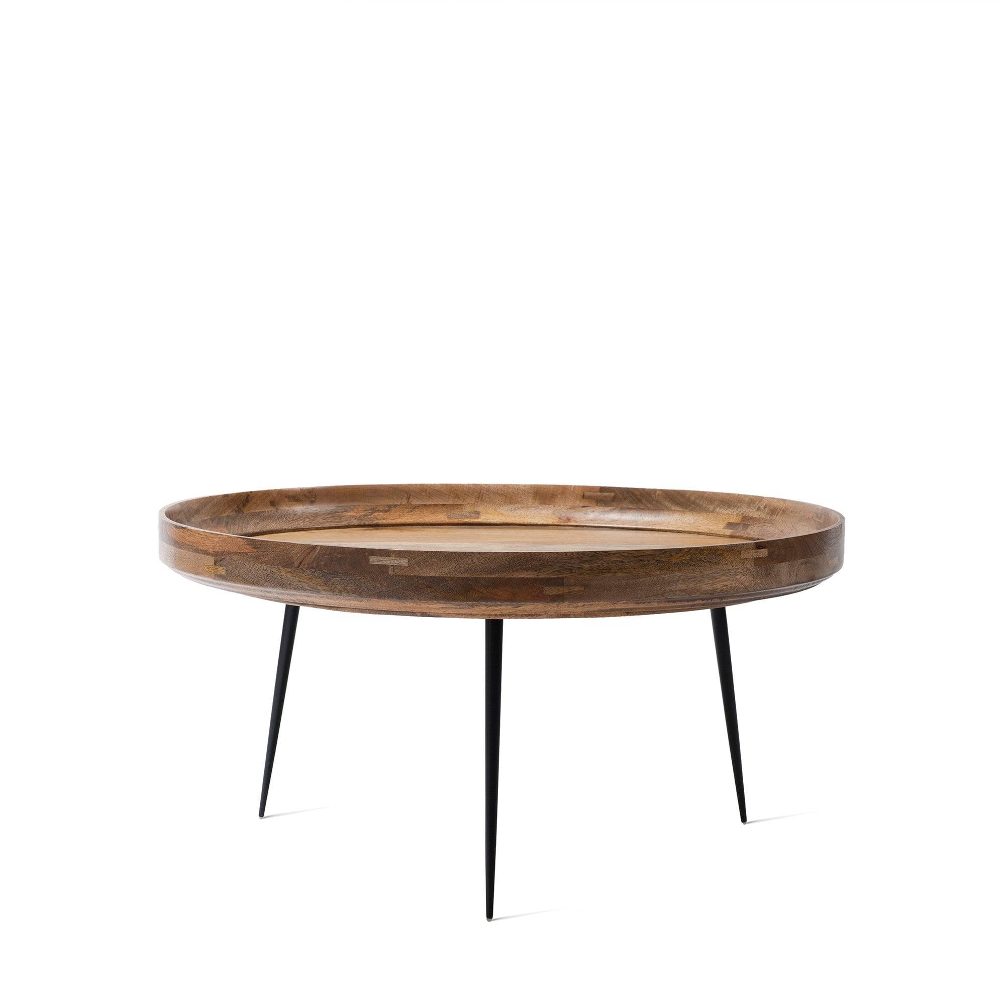 mater bowl coffee table mango wood xl