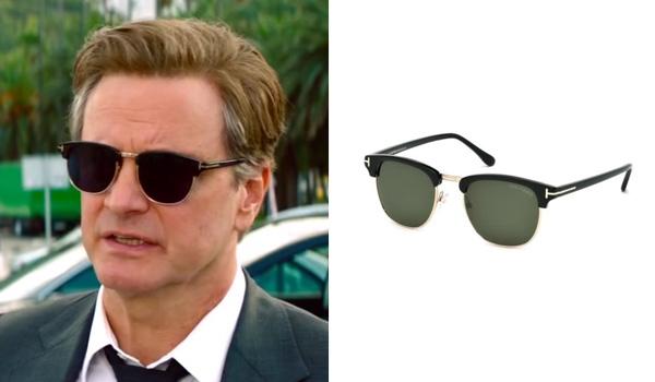 Colin Firth (Harry) Sunglasses in Mamma Mia! Here we go again