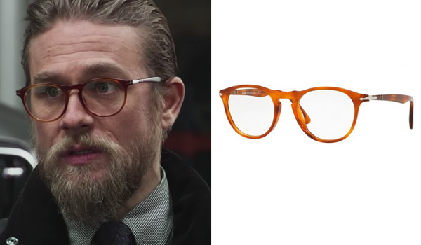 Raymond Glasses in The Gentlemen (Charlie Hunnam)
