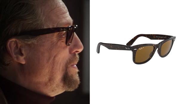 Fletcher sunglasses (Hugh Grant) in The Gentlemen