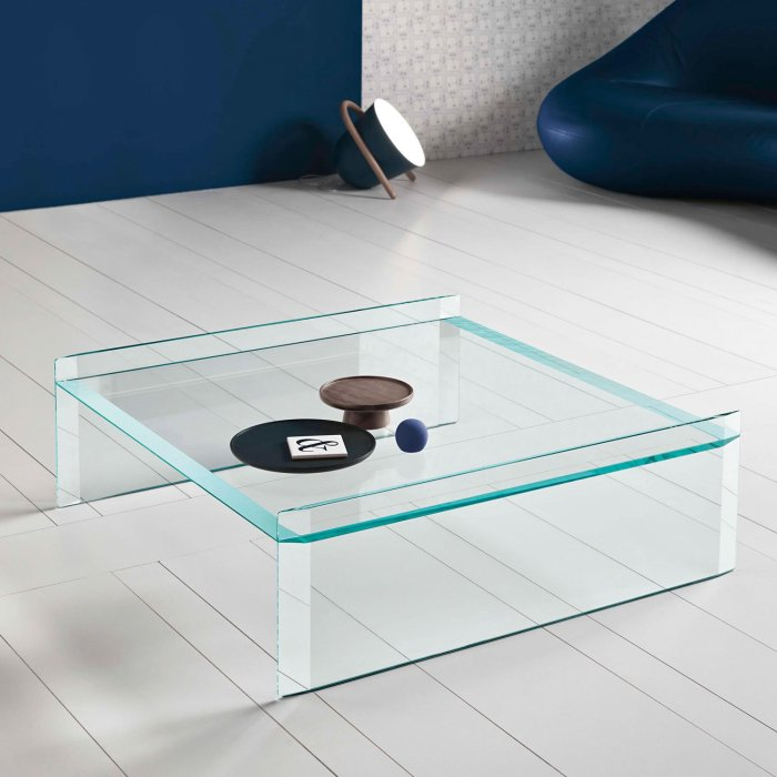 Quiller Tavolino Glass Table