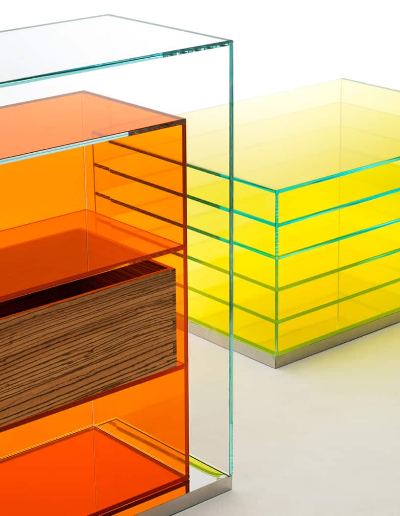 box in box by starck for glas italia