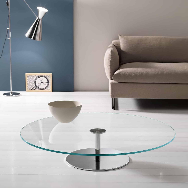 31e6b7c557c9 Tonelli Farniente Coffee Table - Klarity Glass Furniture