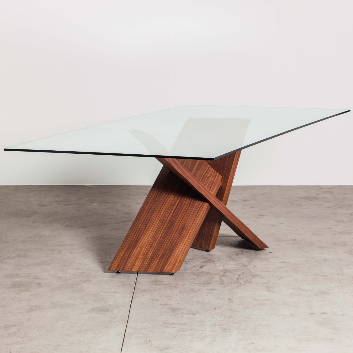 glass and wood dining table. Klarity / Glass Furniture Shop Dining Tables Wood \u0026 Tripode And Table