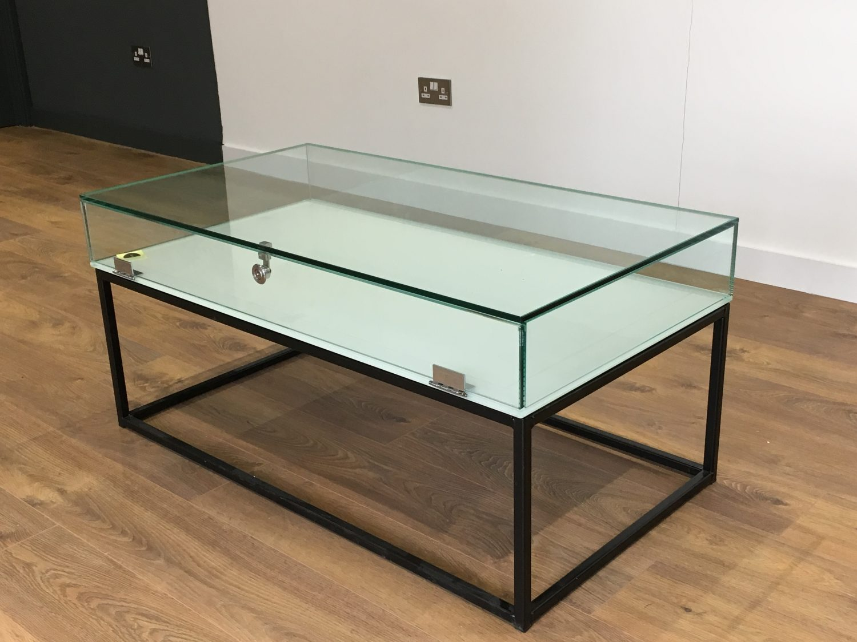 model display tables collectors