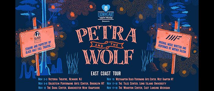 Petra Fall 2017 Tour Dates