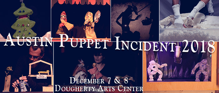 Austin Puppet Incident 2018
