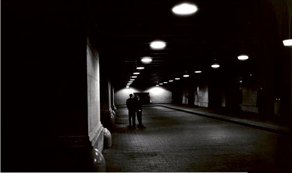 Yuichi Hibi often photographed fellow denizens of the night