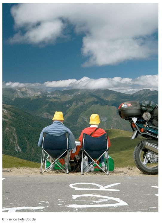 Brent Humphreys - Le Tour