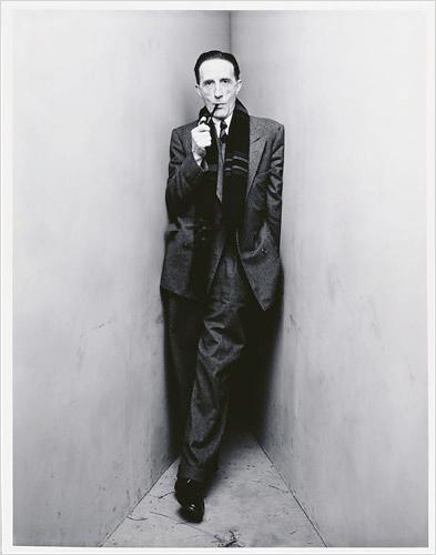 Marcel Duchamp, New York, 1948