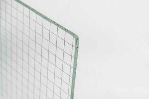 szkło kominkowe