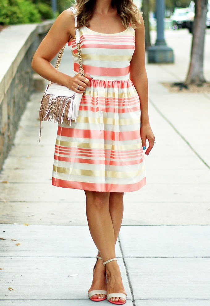 RoRose Candy Stripe Dressse Candy Stripe Dress
