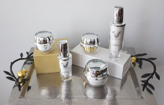 Lifestyle blogger Roxanne of Glass of Glam's review of Venofye Skincare