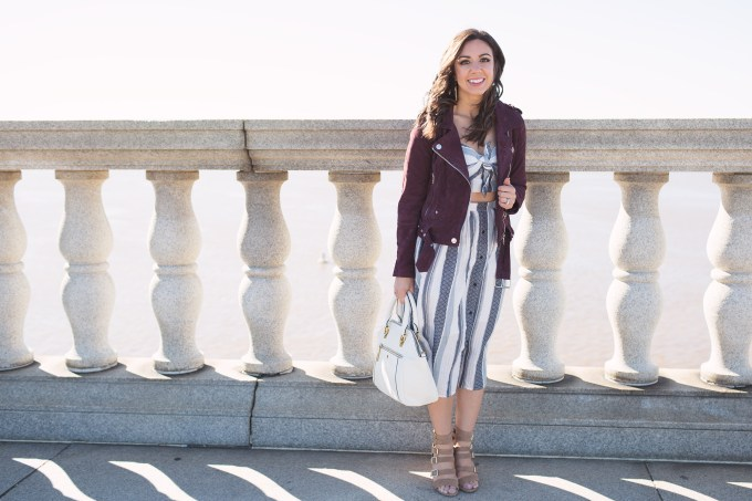 Lifestyle blogger Roxanne of Glass of Glam | Lord & Taylor Friends and Family Sale
