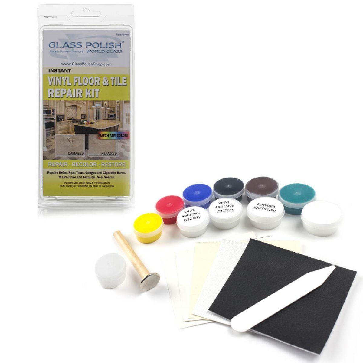diy vinyl floor and vinyl tile repair kit