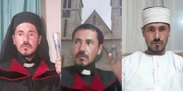 Uhapšen lažni pop-hodža-nadbiskup koji je obavljao verske obrede  u sve tri regije u BiH!