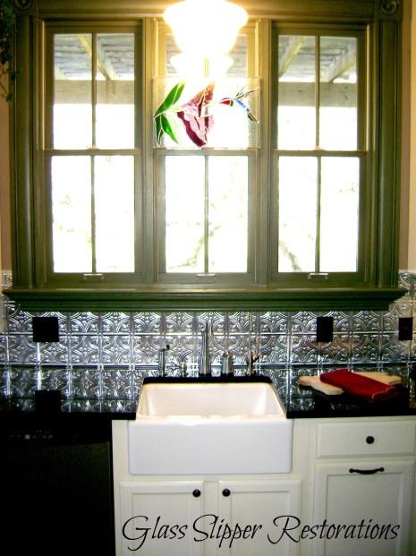 Kitchen (after) facing sink