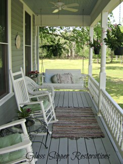 Our new Porch!