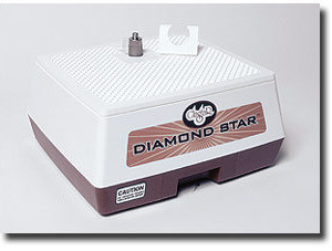 GLASS GRINDER - Glastar Diamond Star with 3/4 inch Diamond Grinder Bit - 5 Year Warranty - Water Cooling Reservoir