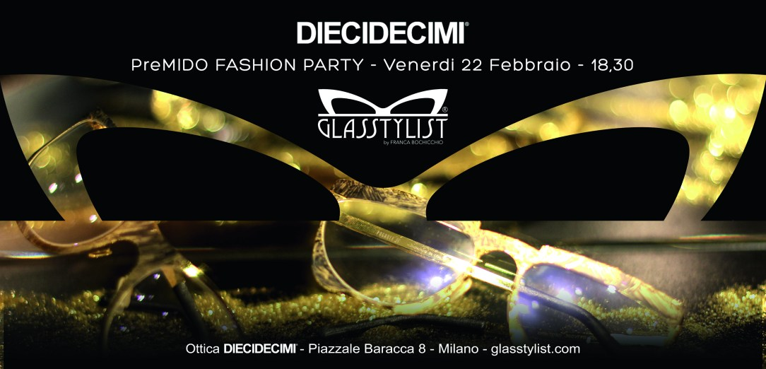 Ottica DIECIDECIMI® Glasstylist - Fashion goes Spectacle
