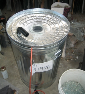 disposal Frit maker