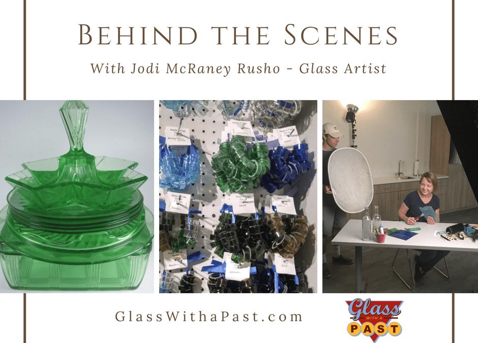 Behind the Scenes – June 2018