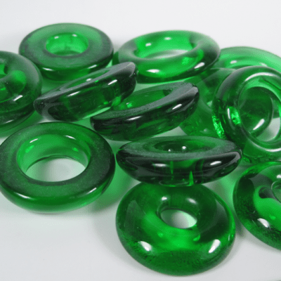 Glass Donuts