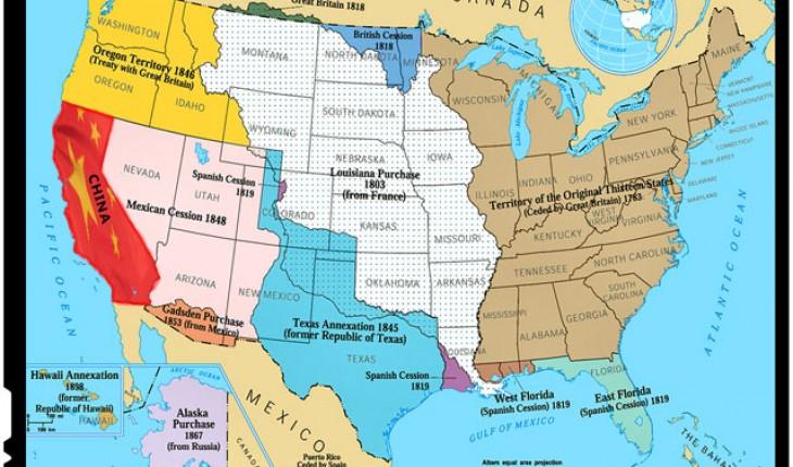 Socant! China poate cere teritorii ale SUA ca plata pentru datoriile uriase ale americanilor