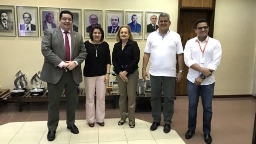 Resultado de imagem para UFRN e Ministério Público discutem parcerias