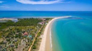 Terrenos e lotes a venda em corumbau sul da Bahia
