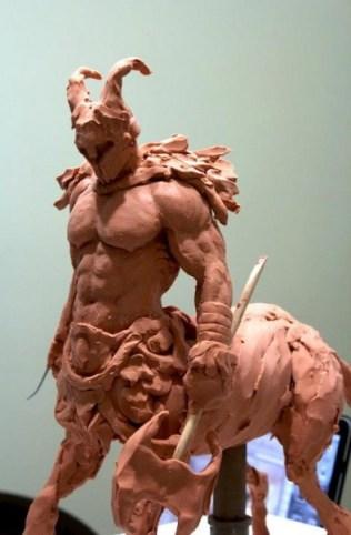 Centaur - inspired by Kekai Kotaki