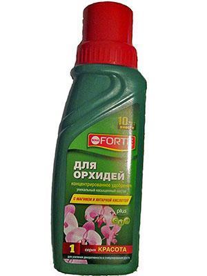 Фолиевая кислота для орхидей
