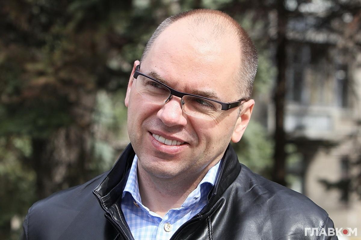 Максим Степанов (фото: Станіслав Груздєв)