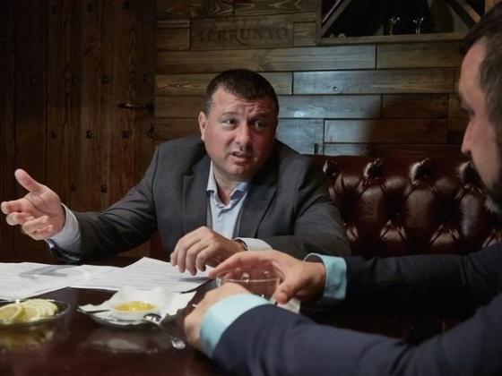 Начальник Головного управління ДФС у Харківській області Микола Рибаков