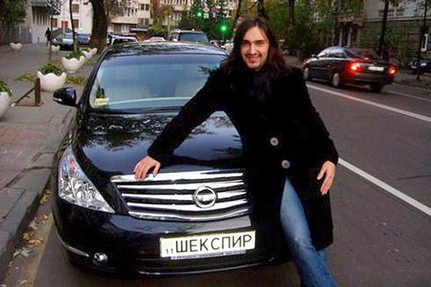 Віталій Козловський свого часу залишився без автівки