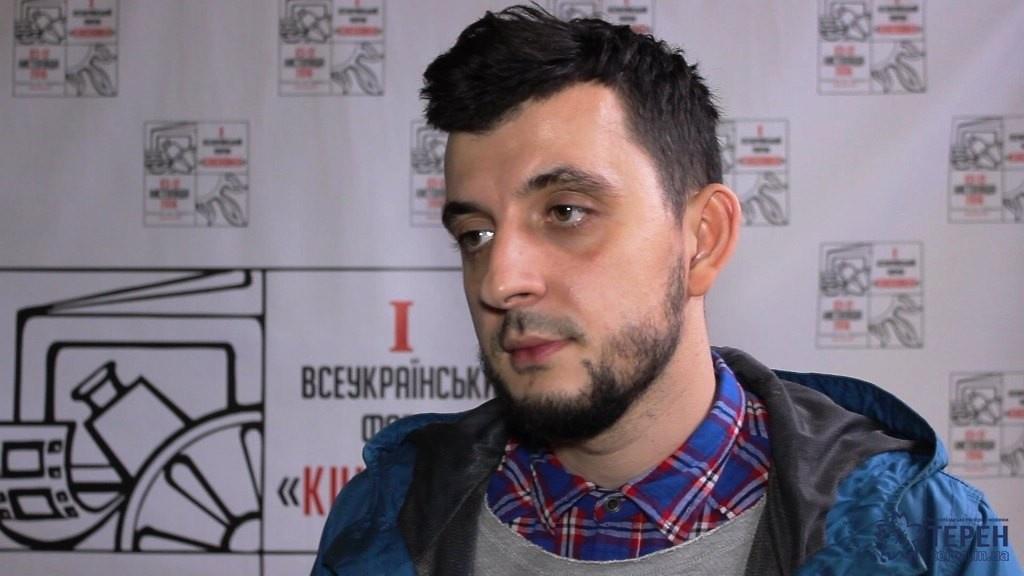 Співзасновник незалежного видавничого проекту «Медузи» Станіслав Мензелевський (фото: teren.in.ua)